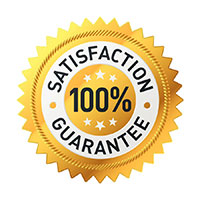 Carpet cleaning with satisfaction guarantee