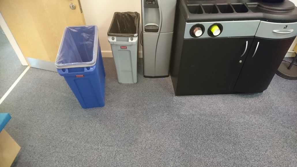 Commercial carpet cleaning central Bristol