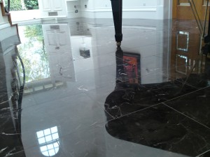 Marble cleaning and sealing in bristol and bath