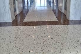 Terrazzo floor polishing bristol